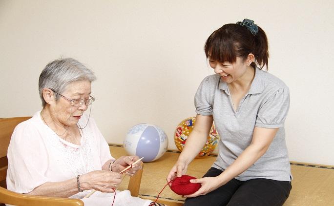 介護老人保健施設 りらく