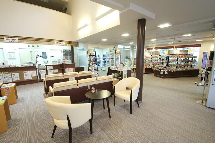 2012年にオープンしたフロンティア店は、他店舗にはない新しい取り組みが満載だ。