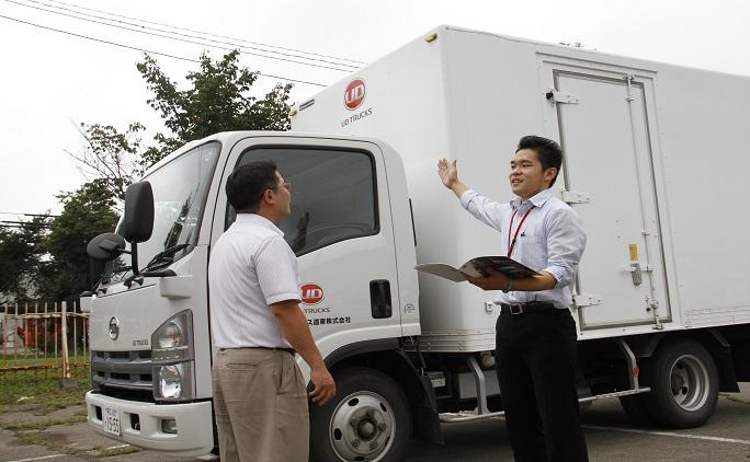 UDトラックス道東 株式会社