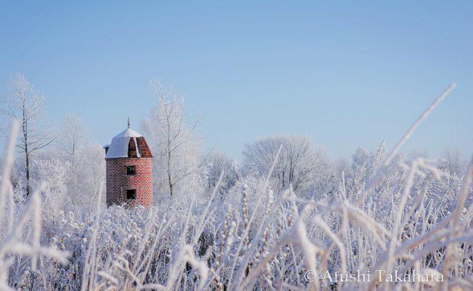 """ため息が出るほど美しい """"十勝"""" の冬の風景"""