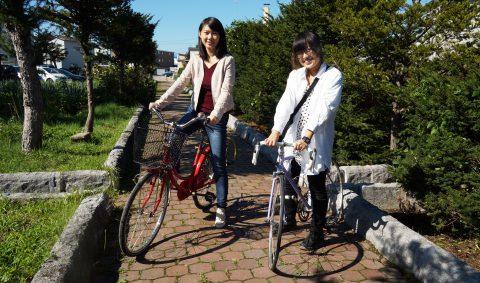 さぁ、自転車で十勝を走り抜けよう!