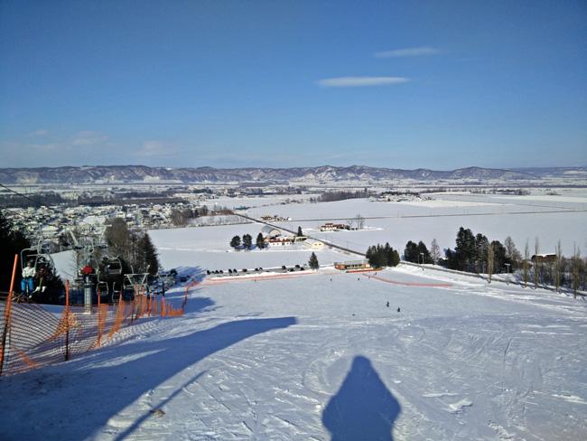嵐山 スキー 場