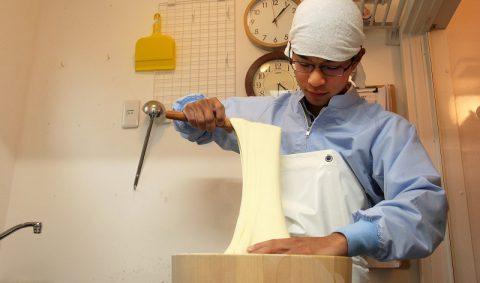 ミルクの味が広がるモッツァレラチーズ